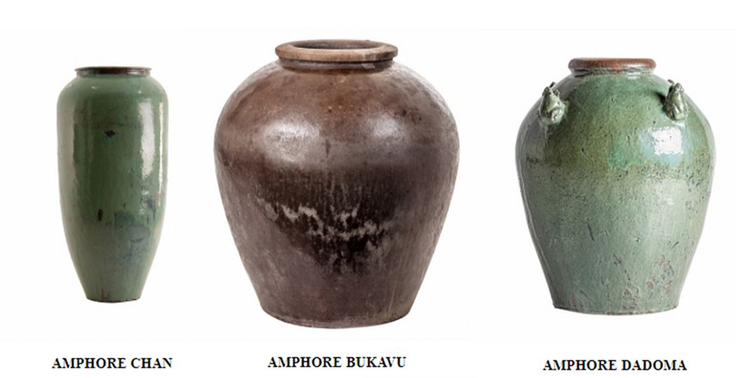 VICAL HOME Amphora Marine objects Decorative Items  |
