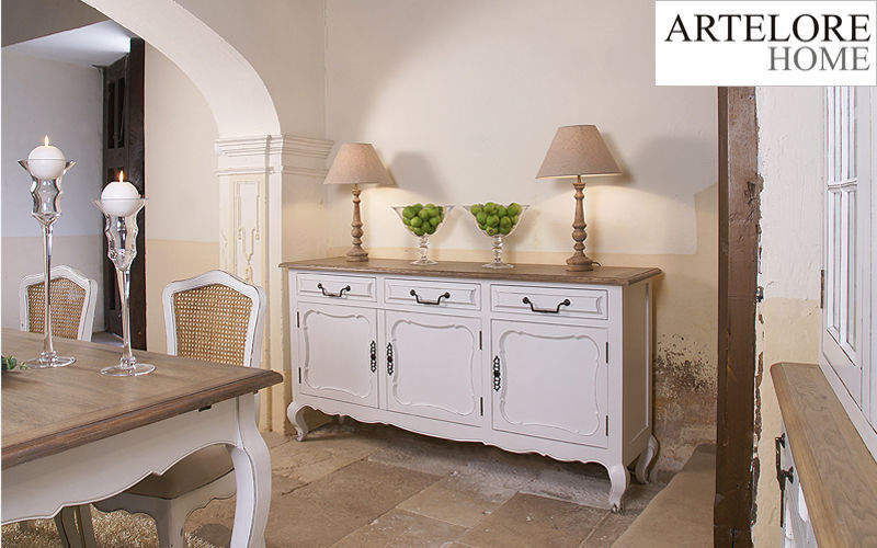 ARTELORE HOME Low Chest Cabinets and Buffets Storage Dining room | Classic