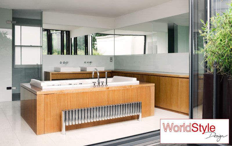 Worldstyle Radiateurs Design Towel dryer Radiators Bathroom Bathroom Accessories and Fixtures Bathroom  