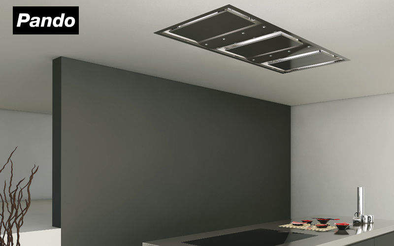 PANDO Ceiling hood Extractor hoods Kitchen Equipment Kitchen |
