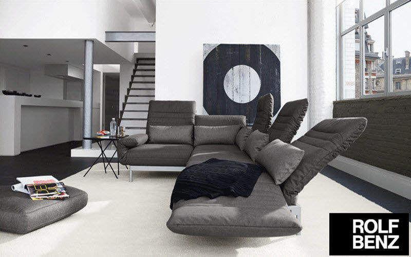 Rolf Benz Recliner sofa Sofas Seats & Sofas Living room-Bar |