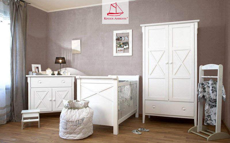 Kinder Ambiente Infant Room 0-3 years Children's beddrooms Children's corner Kid's room   Classic