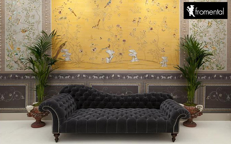 Fromental Panoramic wallpaper Wallpaper Walls & Ceilings Entrance | Classic