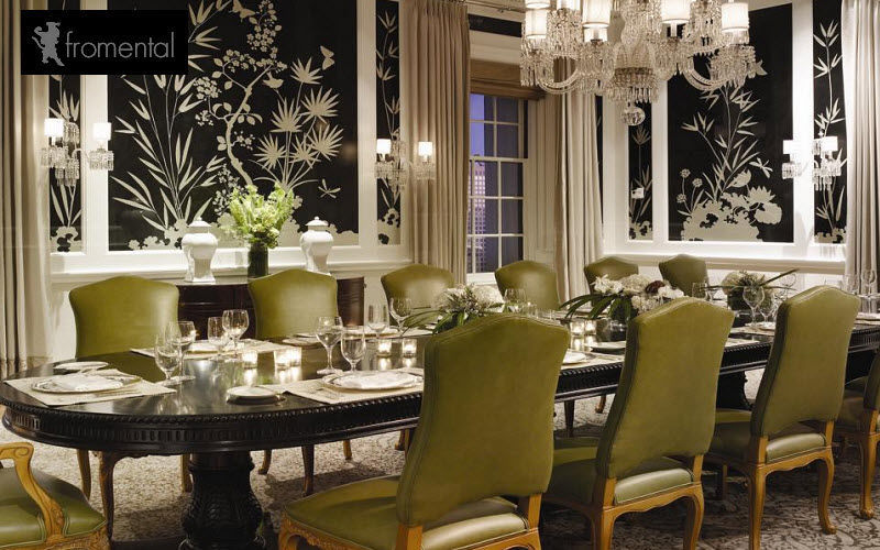 Fromental Wall fabric Wall fabrics Walls & Ceilings Dining room | Elsewhere