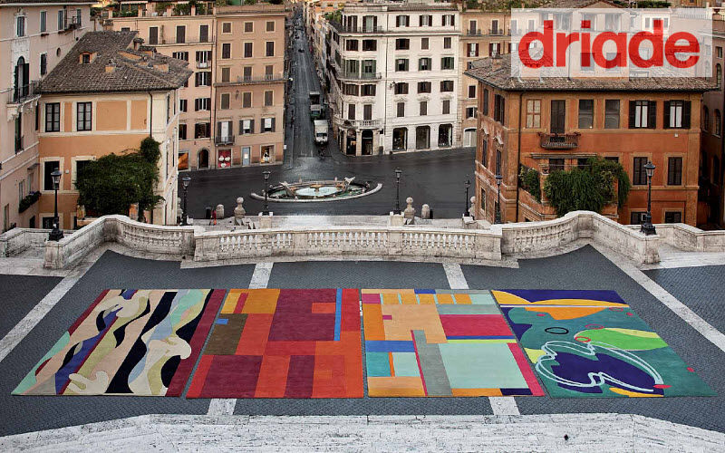 DRIADE Modern rug Modern carpets Carpets Rugs Tapestries Home office | Design Contemporary