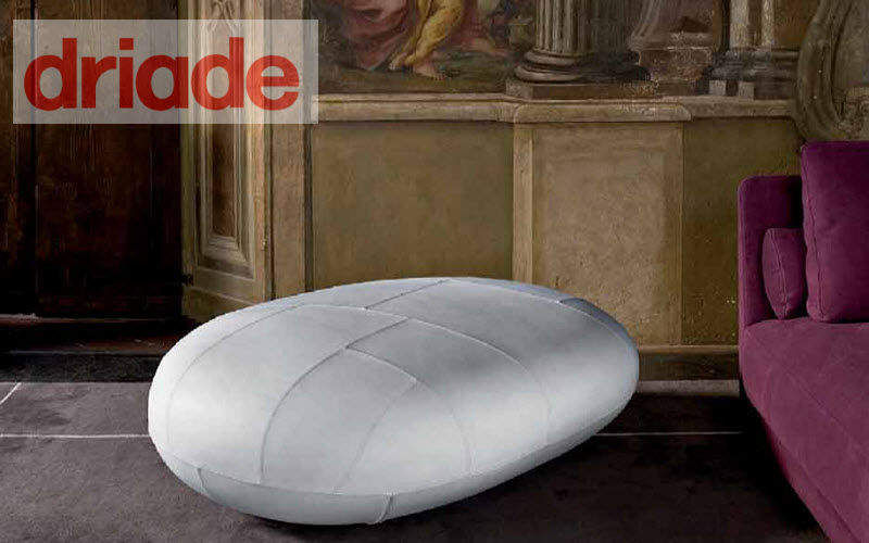 DRIADE Floor cushion Footstools and poufs Seats & Sofas Living room-Bar |