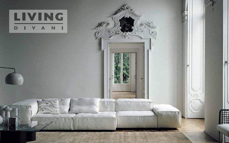 Living Divani Adjustable sofa Sofas Seats & Sofas  |