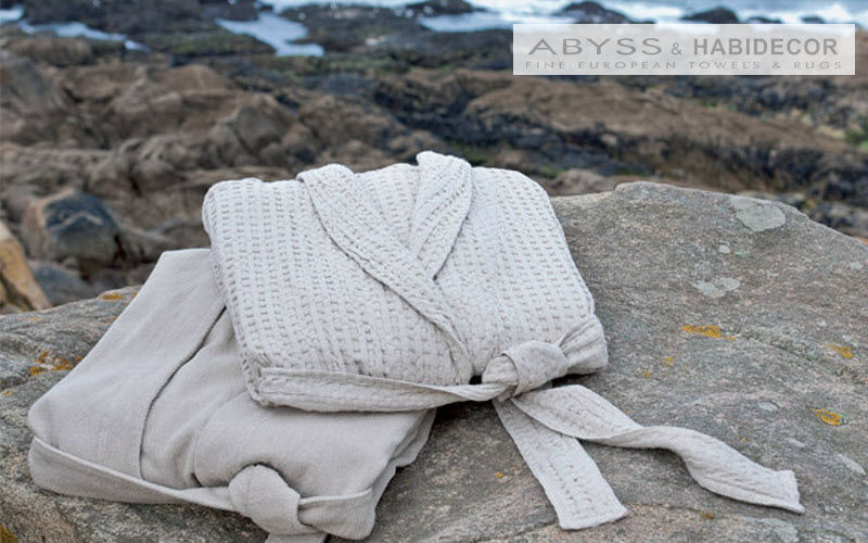 Abyss & Habidecor Bathrobe Bathroom linen Household Linen  |