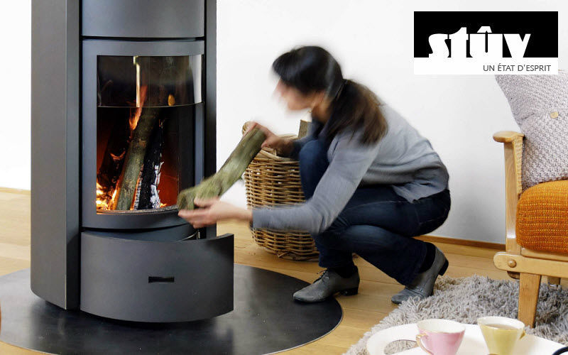 Stûv Wood burning stove Stoves, hearths, enclosed heaters Fireplace  |