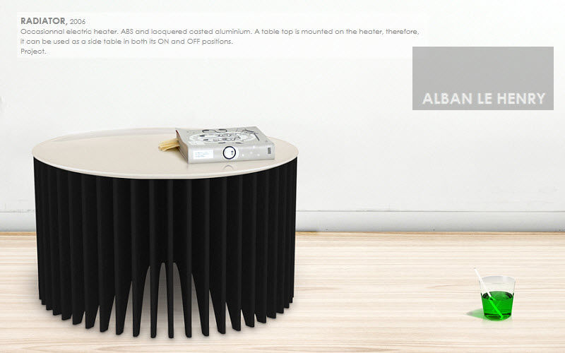 ALBAN LE HENRY Electric radiator Electric radiators House Equipment  |