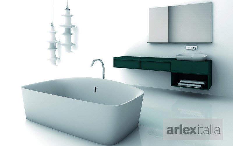 Arlexitalia Freestanding bathtub Bathtubs Bathroom Accessories and Fixtures  |