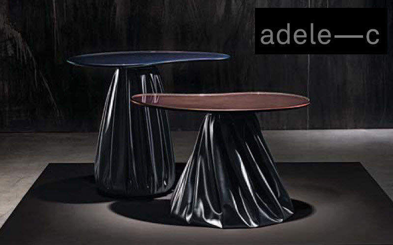 Adele C. Pedestal table Occasional table Tables and Misc.  | Eclectic