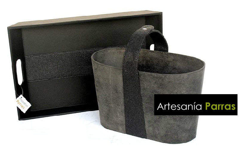 ARTESANIA PARRAS Magazine holder Small storage items Storage Home office | Design Contemporary