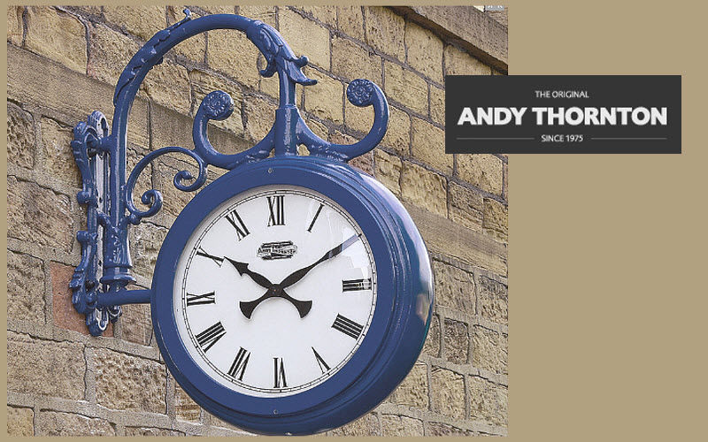 Andy Thornton Outdoor clock Garden ornaments Outdoor Miscellaneous Public space | Classic