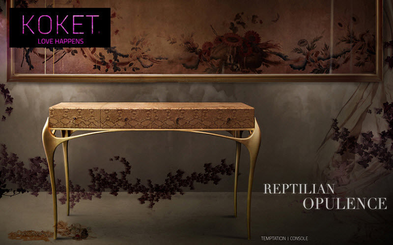 KOKET LOVE HAPPENS Console table Consoles Tables and Misc.  |