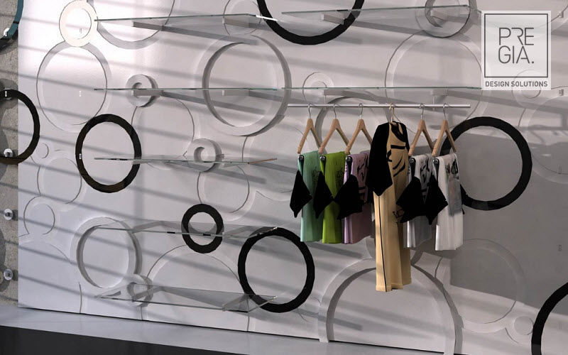PREGIA Closet Clothes racks Wardrobe and Accessories  |