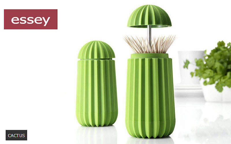Essey Toothpick holder Various table accessories Tabletop accessories Bathroom | Eclectic