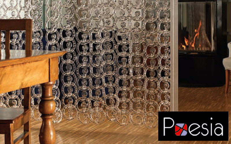 POESIA Partition screen blind Blinds Curtains Fabrics Trimmings  |