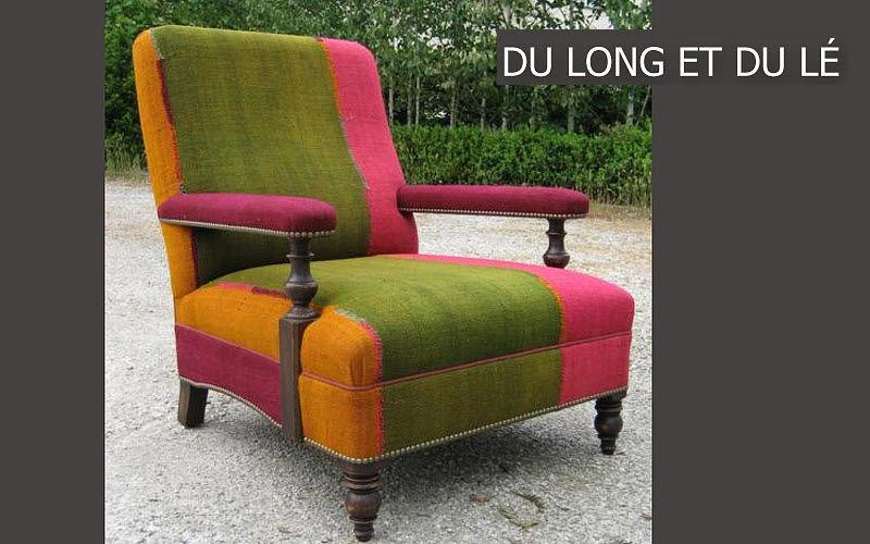 Du Long et du Lé Low armchair Armchairs Seats & Sofas Living room-Bar | Eclectic