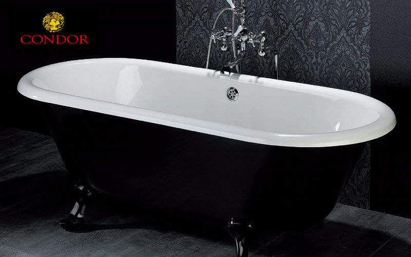 Condor Balnéo Freestanding bathtub with feet Bathtubs Bathroom Accessories and Fixtures  |