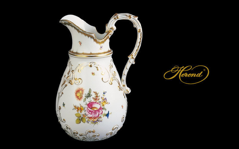 Herend Pitcher Bottles & Carafes Glassware  |