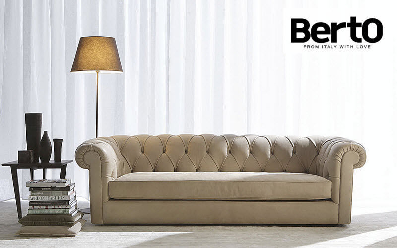 Berto Salotti Chesterfield sofa Sofas Seats & Sofas  |