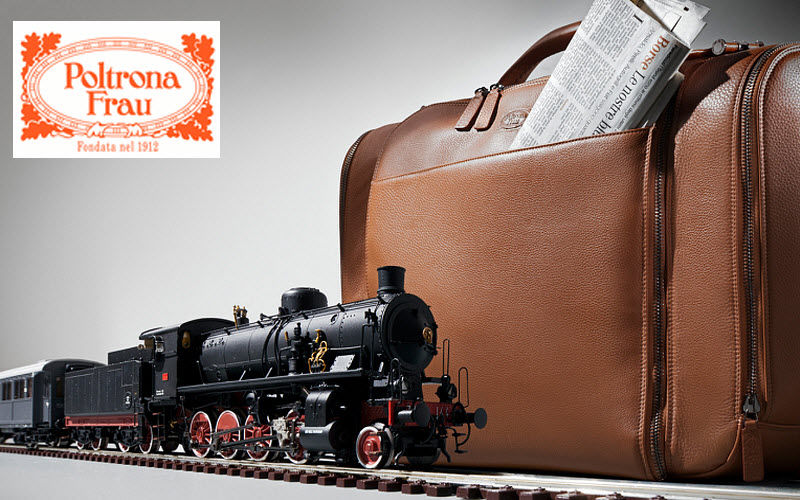 Poltrona frau Travel bag Luggage Beyond decoration  |