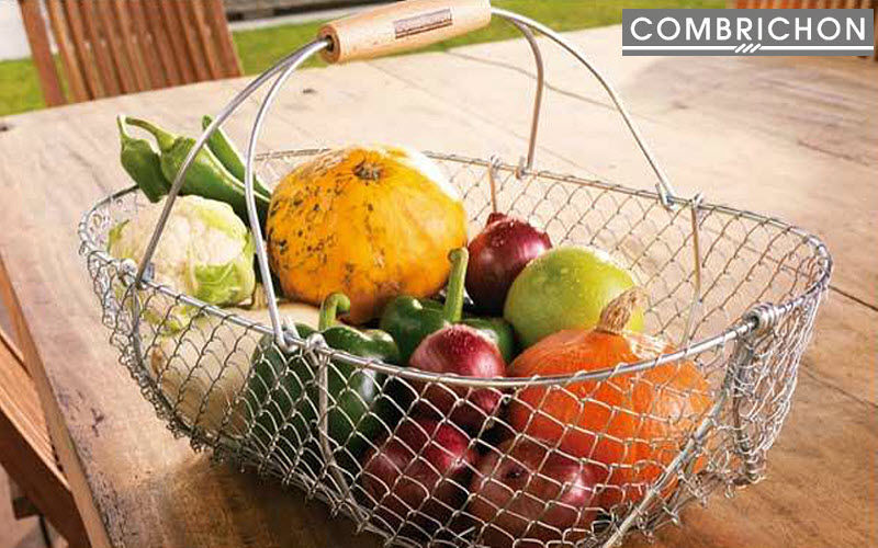 Combrichon Basket Baskets Decorative Items  |