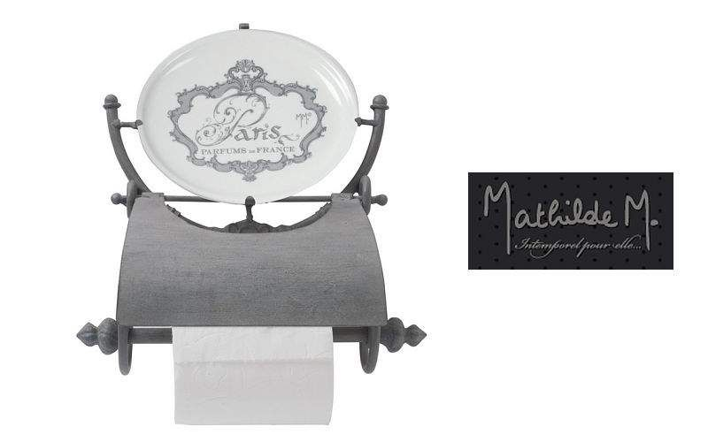 Mathilde M Toilet roll holder WCs & wash basins Bathroom Accessories and Fixtures  |