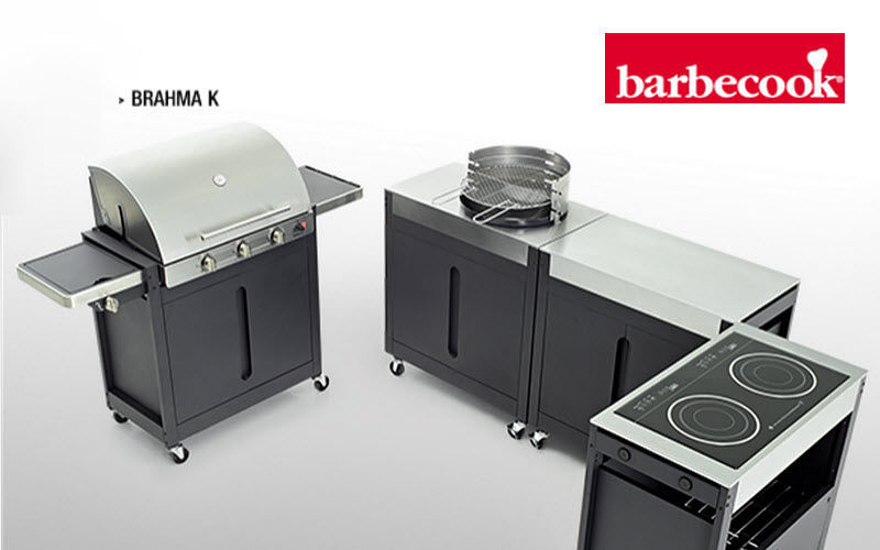 BARBECOOK Outdoor kitchen Fitted kitchens Kitchen Equipment  |