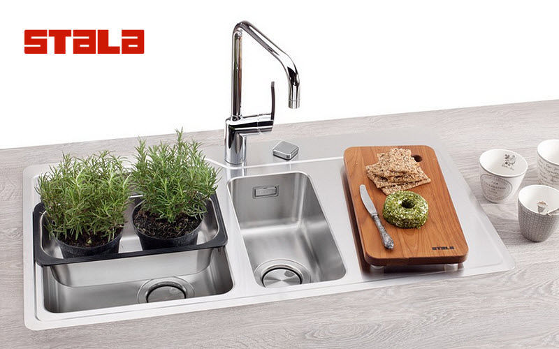STALA Double sink Sinks Kitchen Equipment  |