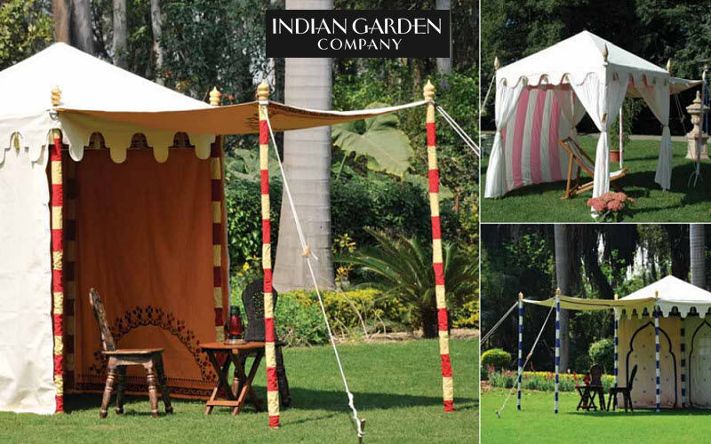 INDIAN GARDEN COMPANY Garden tent Tents Garden Gazebos Gates...  |