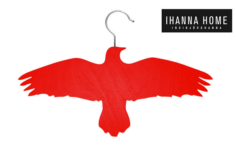 IHANNA HOME Coat Hanger Dressing room accessories Wardrobe and Accessories  |
