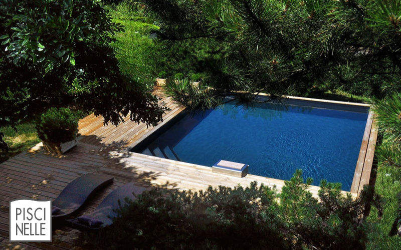 Piscinelle Freeform pool Swimming pools Swimming pools and Spa   
