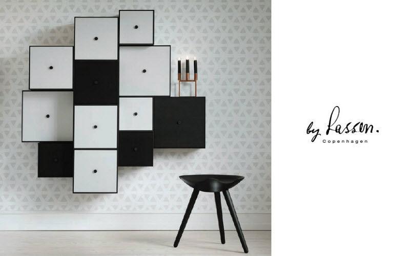 by Lassen Multi-level wall shelf Shelves Storage  |