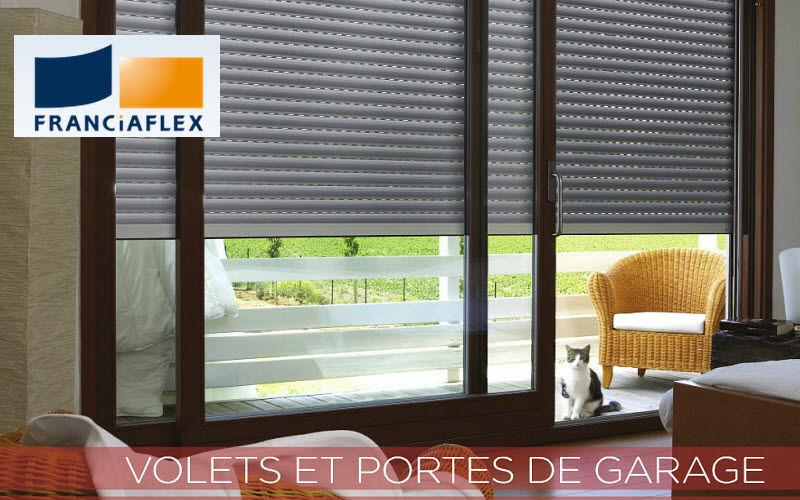Franciaflex Rolling shutter Shutters Doors and Windows  |