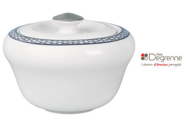 Guy Degrenne Sugar bowl Pots Crockery  |
