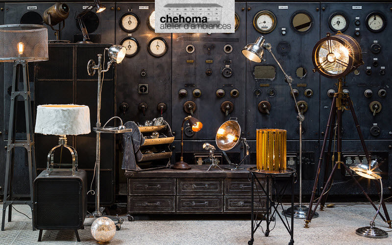 CHEHOMA Home office | Eclectic