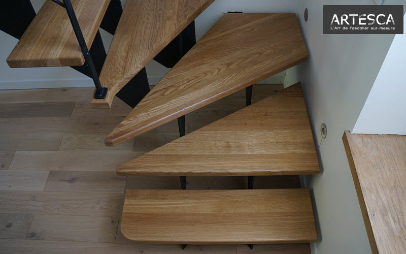Quarter turn staircase - Stairs and ladders - Decofinder