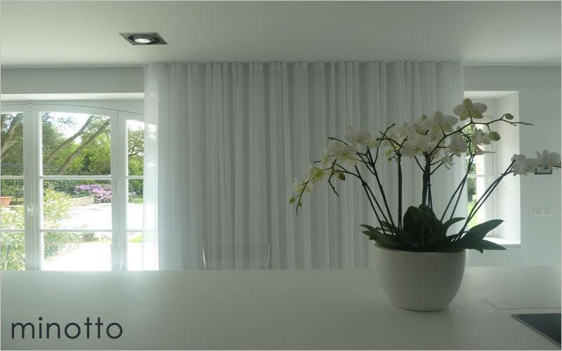 Minotto Hooked curtain Curtains Curtains Fabrics Trimmings  |
