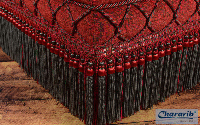 Chararib Piping soft furnishings Curtains Fabrics Trimmings  |