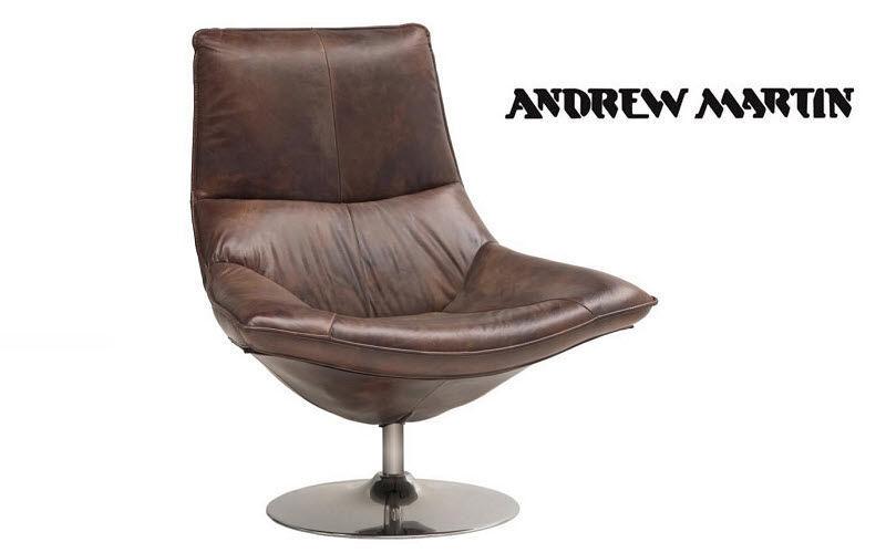 Andrew Martin Swivel armchair Armchairs Seats & Sofas  |