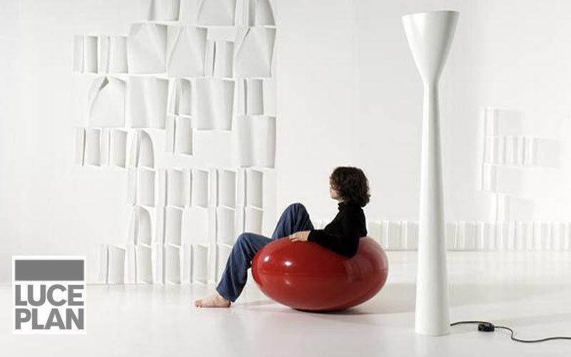 Luceplan Floor lamp Lamp-holders Lighting : Indoor   