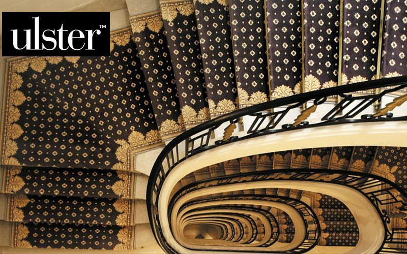 Ulster Stairwell carpeting Fitted carpets Flooring  |