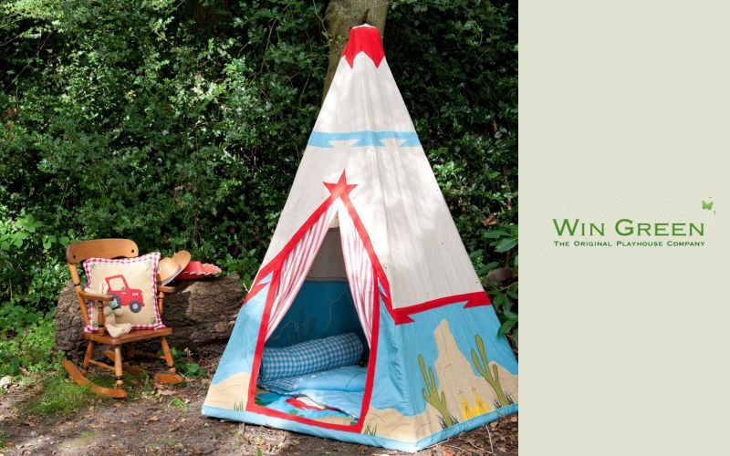 WIN GREEN Children's tent Open air games Games and Toys  |