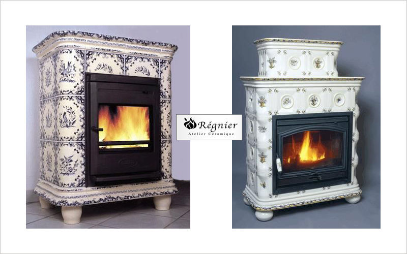 Ceramique Regnier Wood burning stove Stoves, hearths, enclosed heaters Fireplace  |