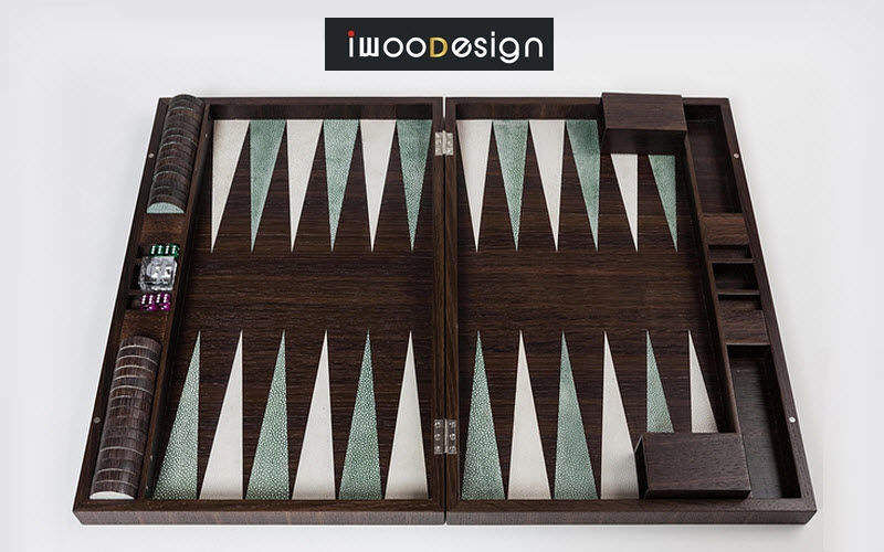 IWOODESIGN Backgammon Board games Games and Toys  |