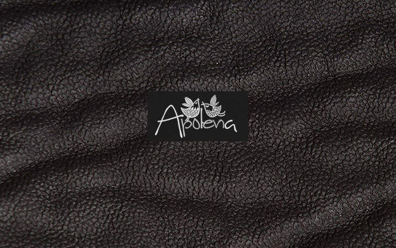 APOLENA Imitation leather Furnishing fabrics Curtains Fabrics Trimmings   