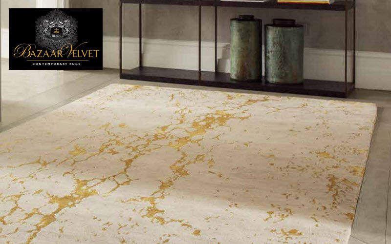 BAZAAR VELVET Modern rug Modern carpets Carpets Rugs Tapestries  |