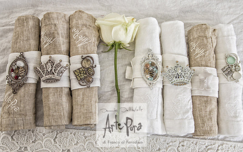 ARTE PURA Napkin ring Various table accessories Tabletop accessories  |